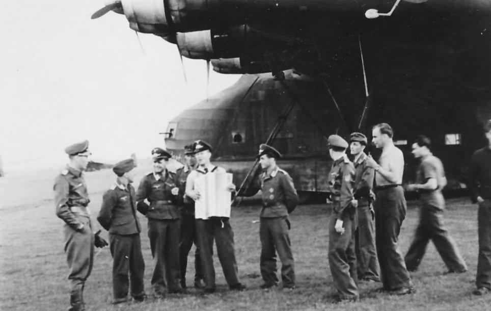 Messerschmitt Me 323 16