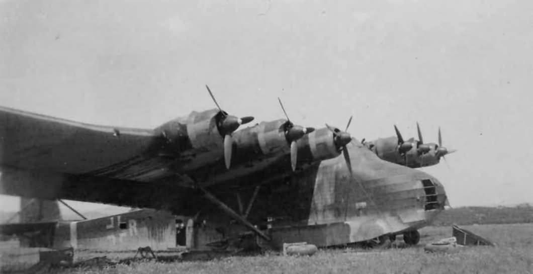 Messerschmitt Me 323 DAK Africa