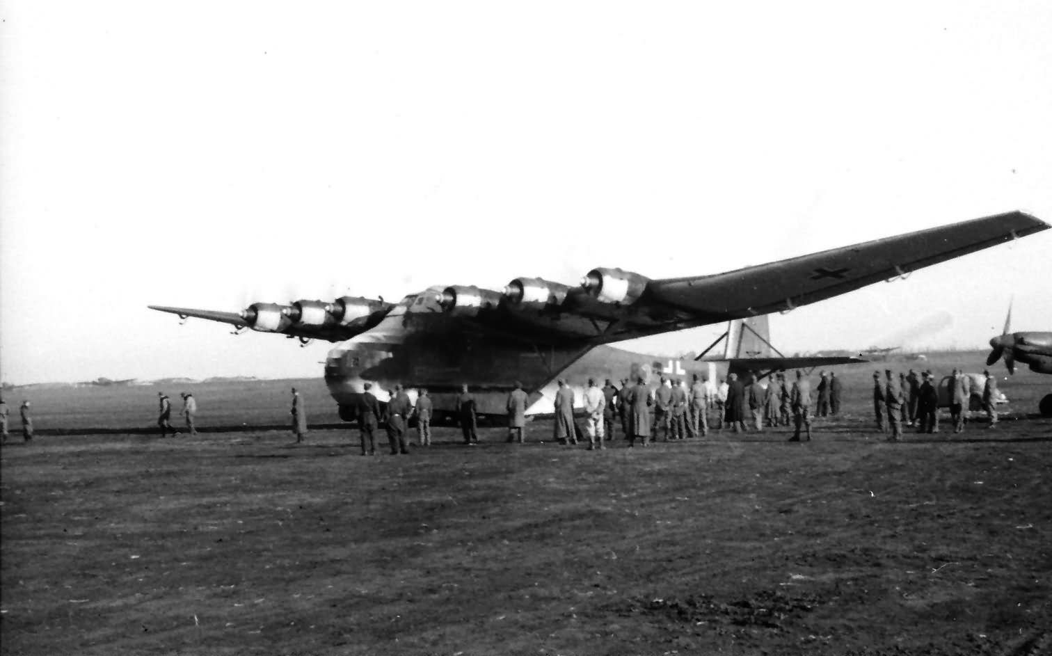 Messerschmitt Me 323 airfield