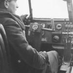 Me323 cockpit