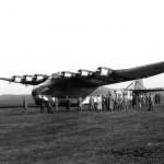 Messerschmitt Me 323 airfield