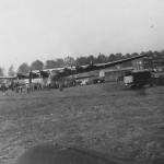 Messerschmitt Me 323 and Ju 52 3m Trapani airfield November 1942