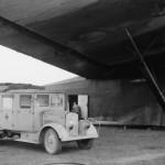 Messerschmitt Me 323 and wehrmacht ambulance