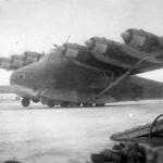 Messerschmitt Me 323 engine test eastern front 1943 44