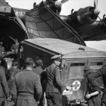 Messerschmitt Me 323 loading up