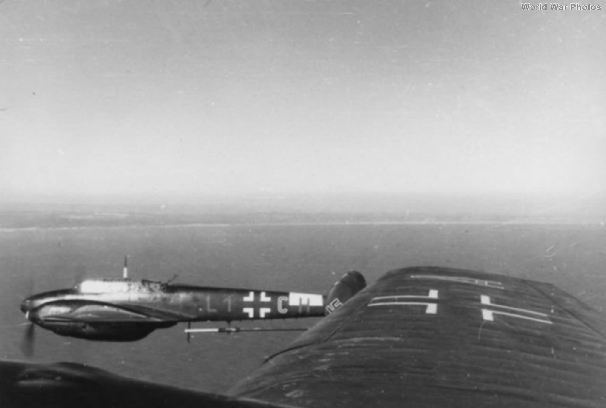 Bf110E L1-CH of the I/NJG 3