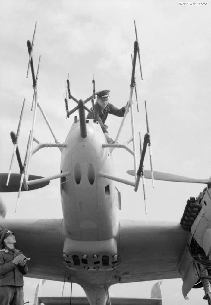 Bf110 G-4 FuG212 FuG220
