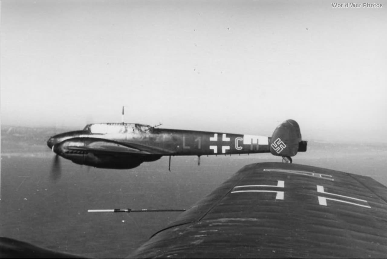 Bf110 L1-CH