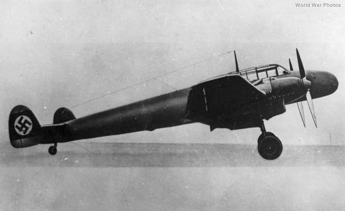 Bf 110A-0