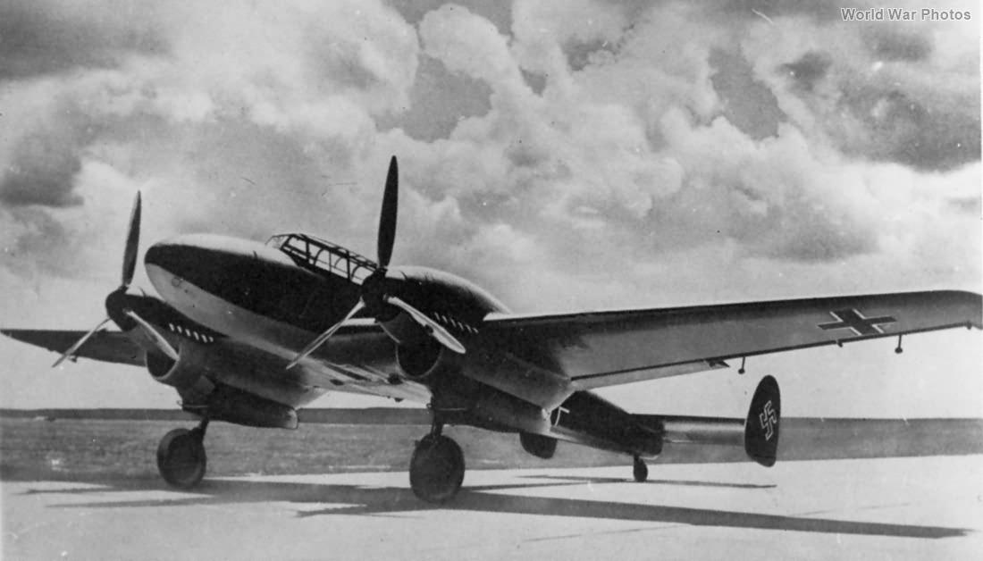 Bf 110B-1