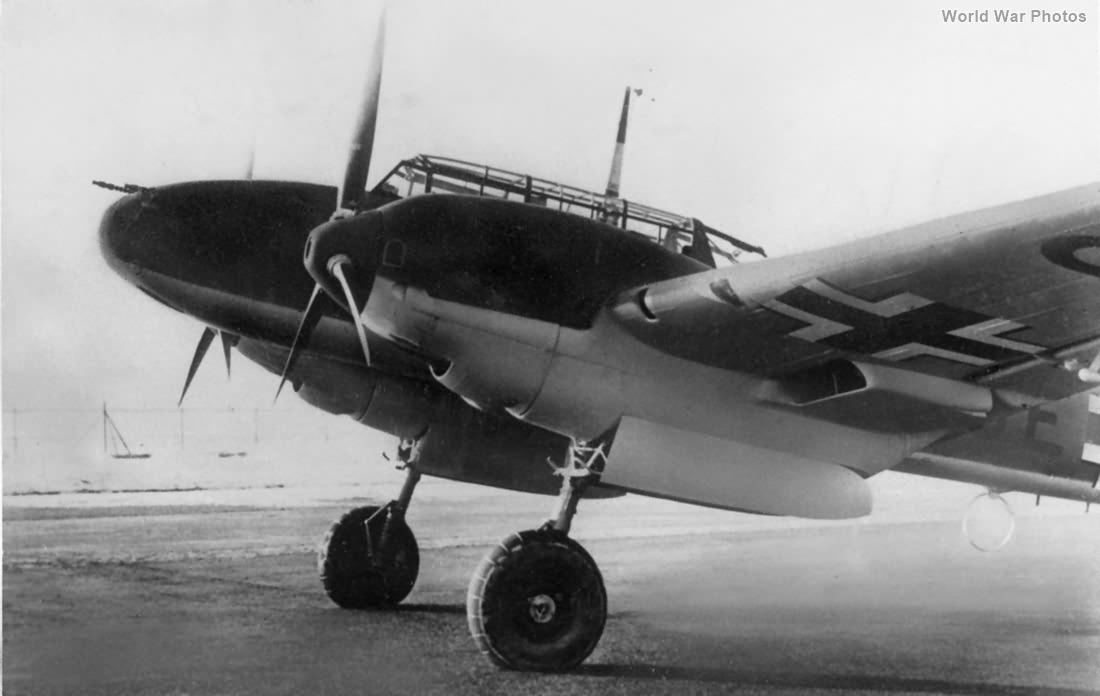 Messerschmitt Bf 110C-0