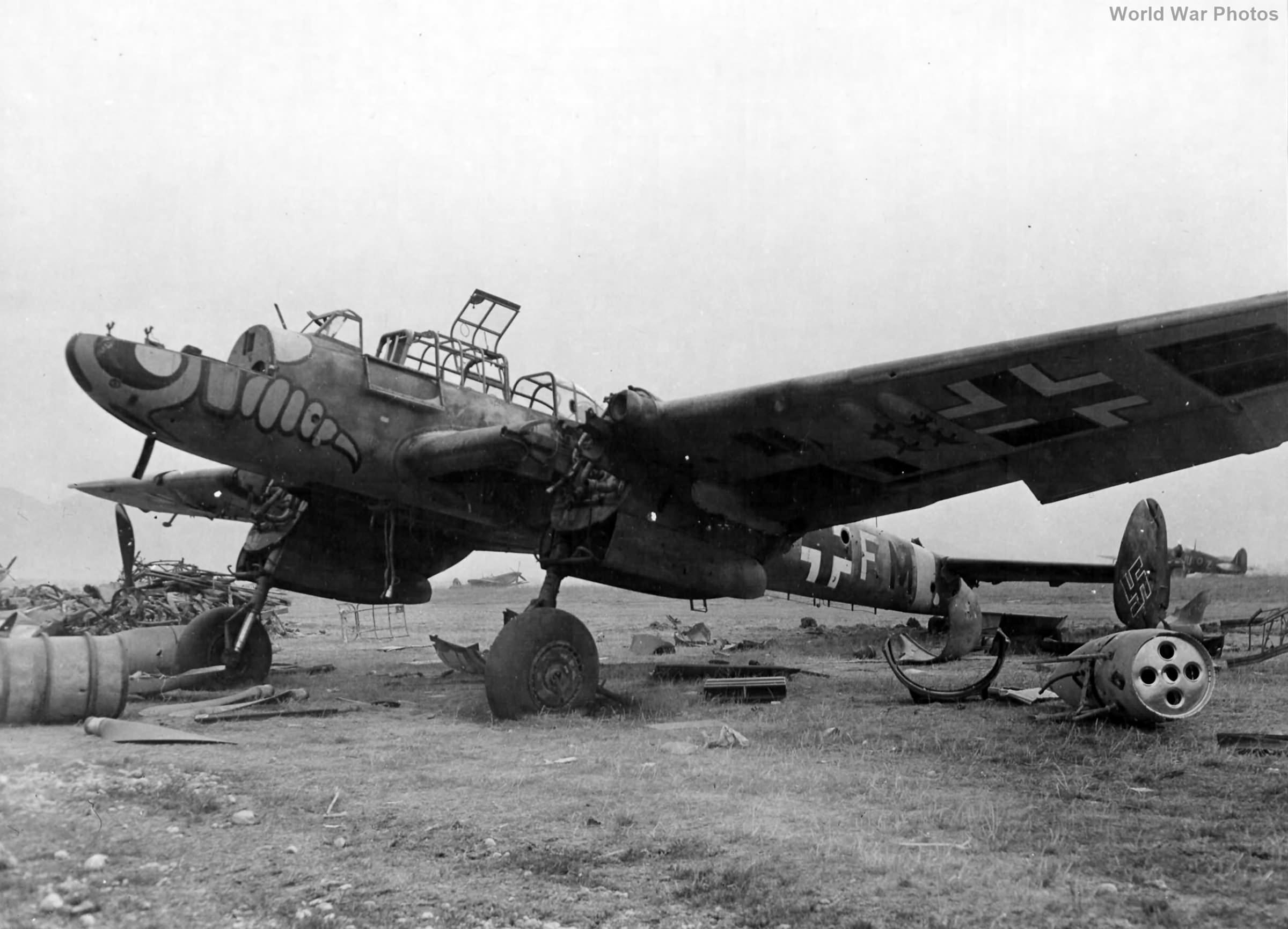 Me110G-2 S9FM ZG1 Montecorvino