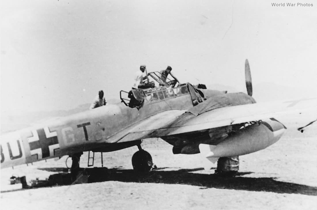 Me110 3U-GT