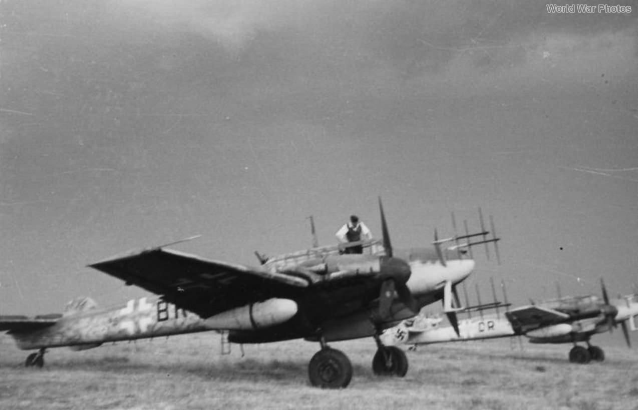 Me110 G-4d R3