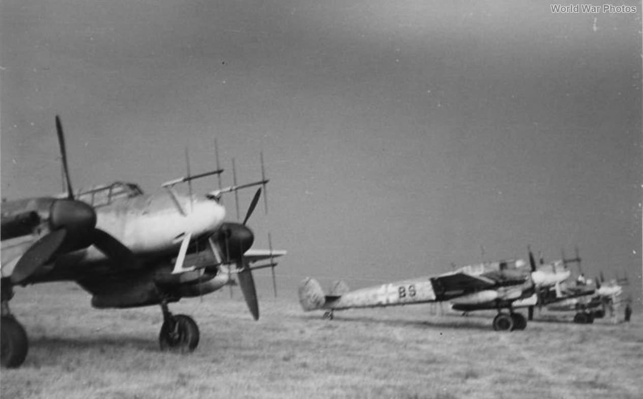 Me 110G-4d/R3 1944