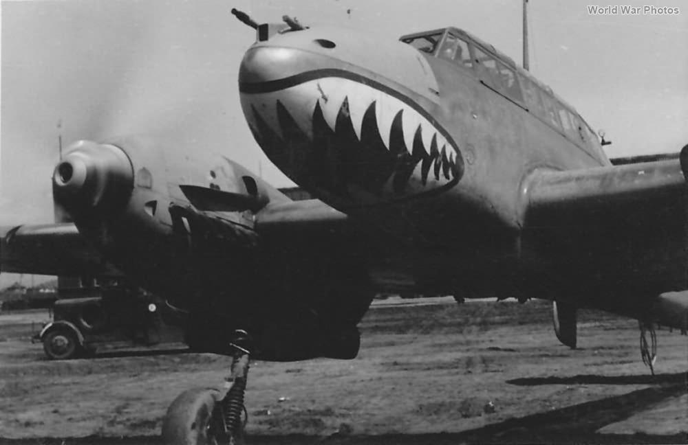 Me 110E IIZG 76 1941