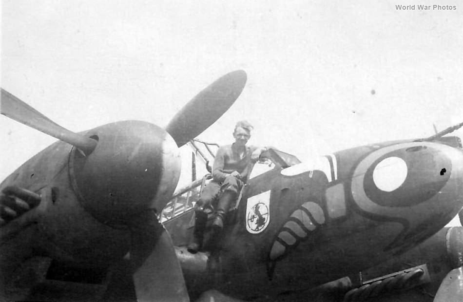 Me 110F-2 of the 1/ZG 1 Belgorod Summer 1942