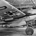 Bf 110E-2N with DB 601N engines