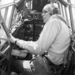 Me110 cockpit interior
