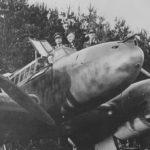 Me110 nose