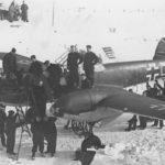 Messerschmitt Me 110C 3U-CP of the 6/ZG 26 Winter 1939/40