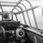 Me 110 cockpit