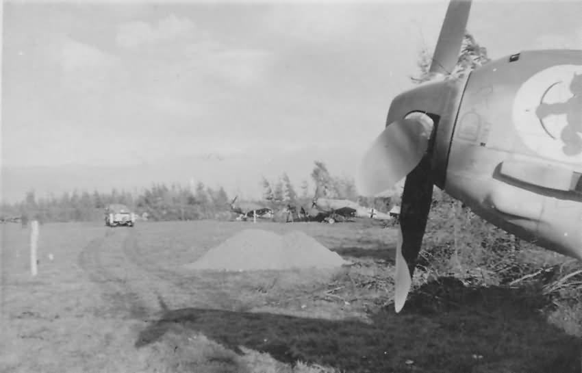Bf109E 5.JG 52 Battle of Britain 1940