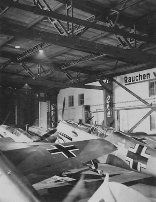 Bf109E white 7 1.JG 27 Krefeld 1940
