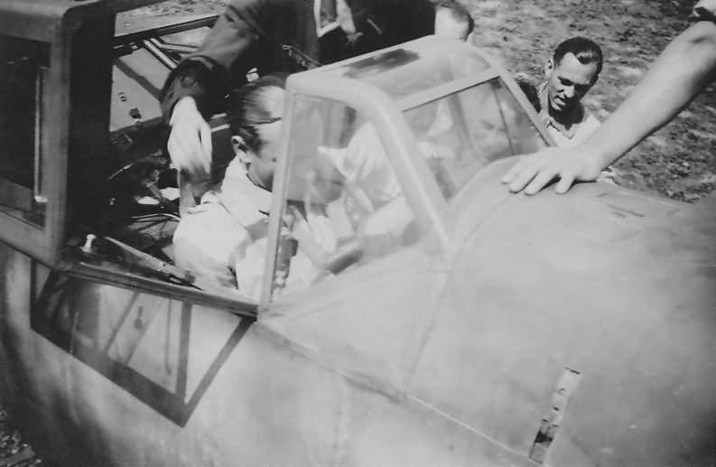 Bf109F 8.JG 26 Ofw Max Martin