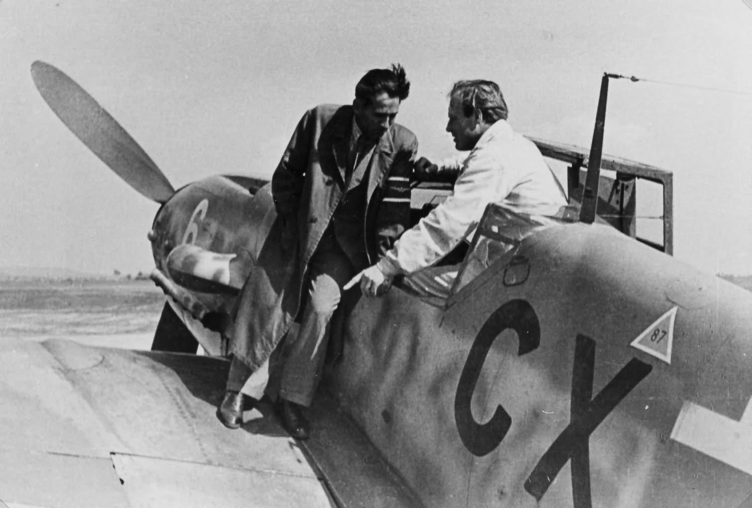 Messerschmitt Bf109 Wiener Neustadter Flugzeugwerke 130