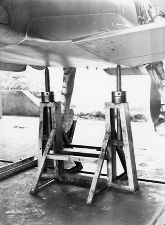 Messerschmitt Bf109 Wiener Neustadter Flugzeugwerke 89