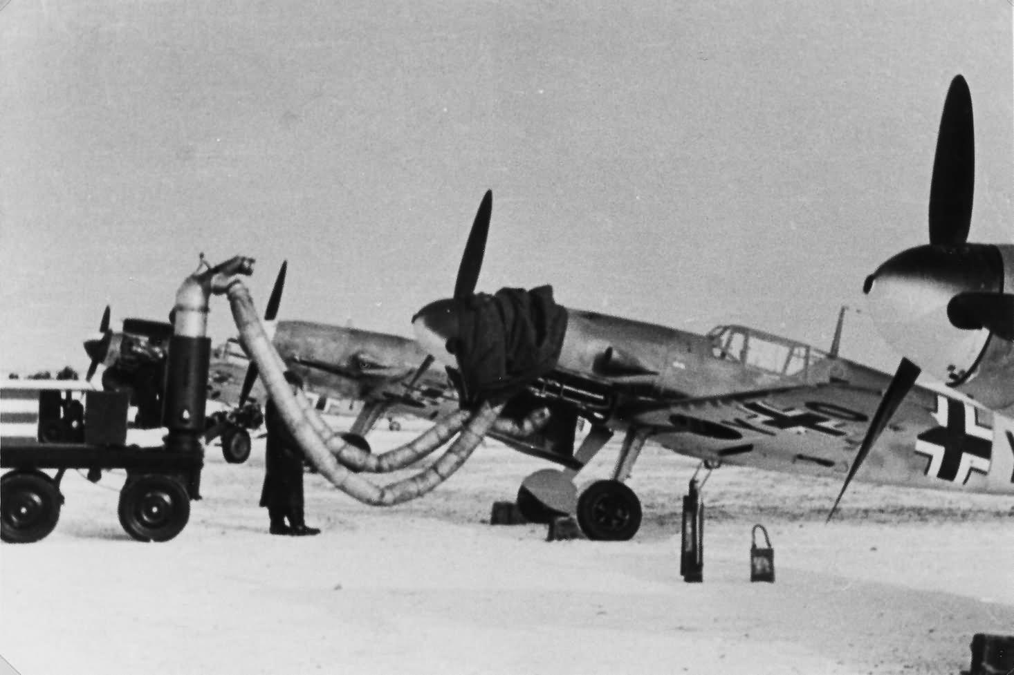 Messerschmitt Bf109 fighters WNF 3