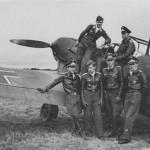 Bf109D 3.JFS 5 Toussus le Noble August 1941