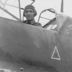 Bf109D 3.JFS 5 Toussus le Noble August 1941 pilot