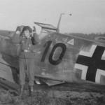 Bf109E 3.JG 105 Villacoublay Nord Sommer1943