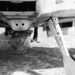 Bf109E 5.JG 27 SC 250 KG Bomb Balkans 1941