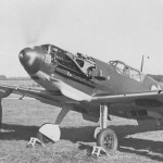 Bf109E 7.JG 26 in Werl 1939