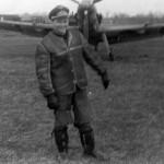 Bf109E of the 8/JG 26 Lt. Hans Joachim Geburtig 1940
