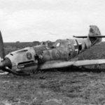 Fighter-bomber Bf 109E JABO of the SG1 1942