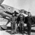 Bf109 of the JG 53 As Pik
