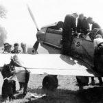 Bf 109E of the JG26 1940