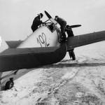 Bf 109 in Wiener Neustadter Flugzeugwerke factory 1