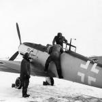 Bf 109 in Wiener Neustadter Flugzeugwerke factory 14