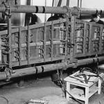 Bf 109 in Wiener Neustadter Flugzeugwerke factory 18