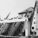 Bf 109 in Wiener Neustadter Flugzeugwerke factory 21