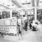 Bf 109 in Wiener Neustadter Flugzeugwerke factory 25