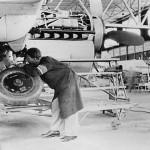 Bf 109 in Wiener Neustadter Flugzeugwerke factory 27