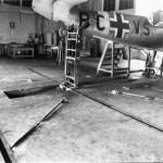 Bf 109 in Wiener Neustadter Flugzeugwerke factory 28