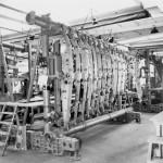 Bf 109 in Wiener Neustadter Flugzeugwerke factory 3