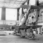 Bf 109 in Wiener Neustadter Flugzeugwerke factory 4